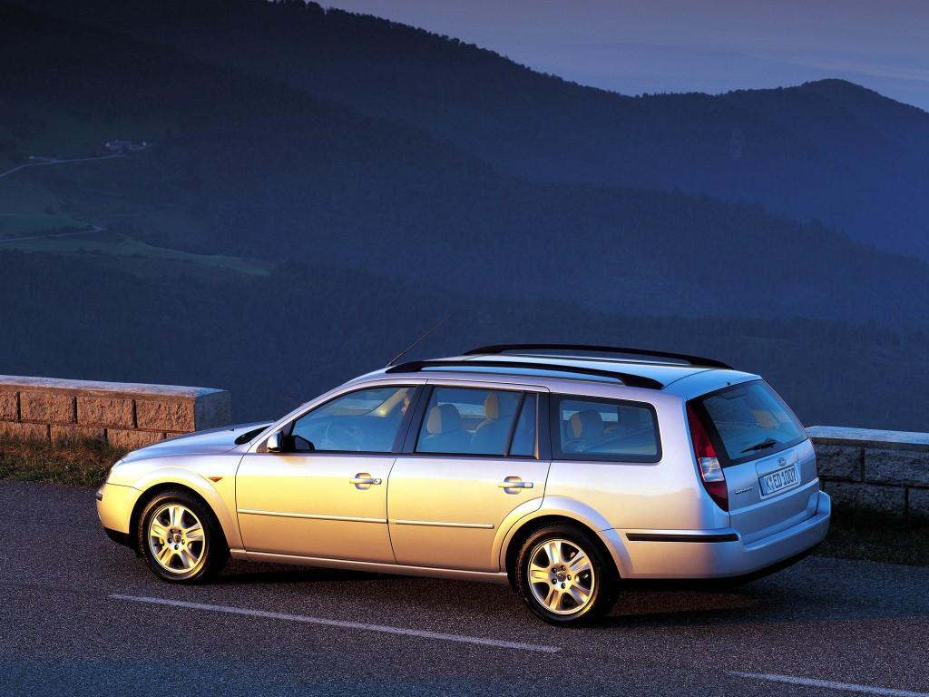 FORD Mondeo Wagon specs & photos - 2000, 2001, 2002, 2003 - autoevolution