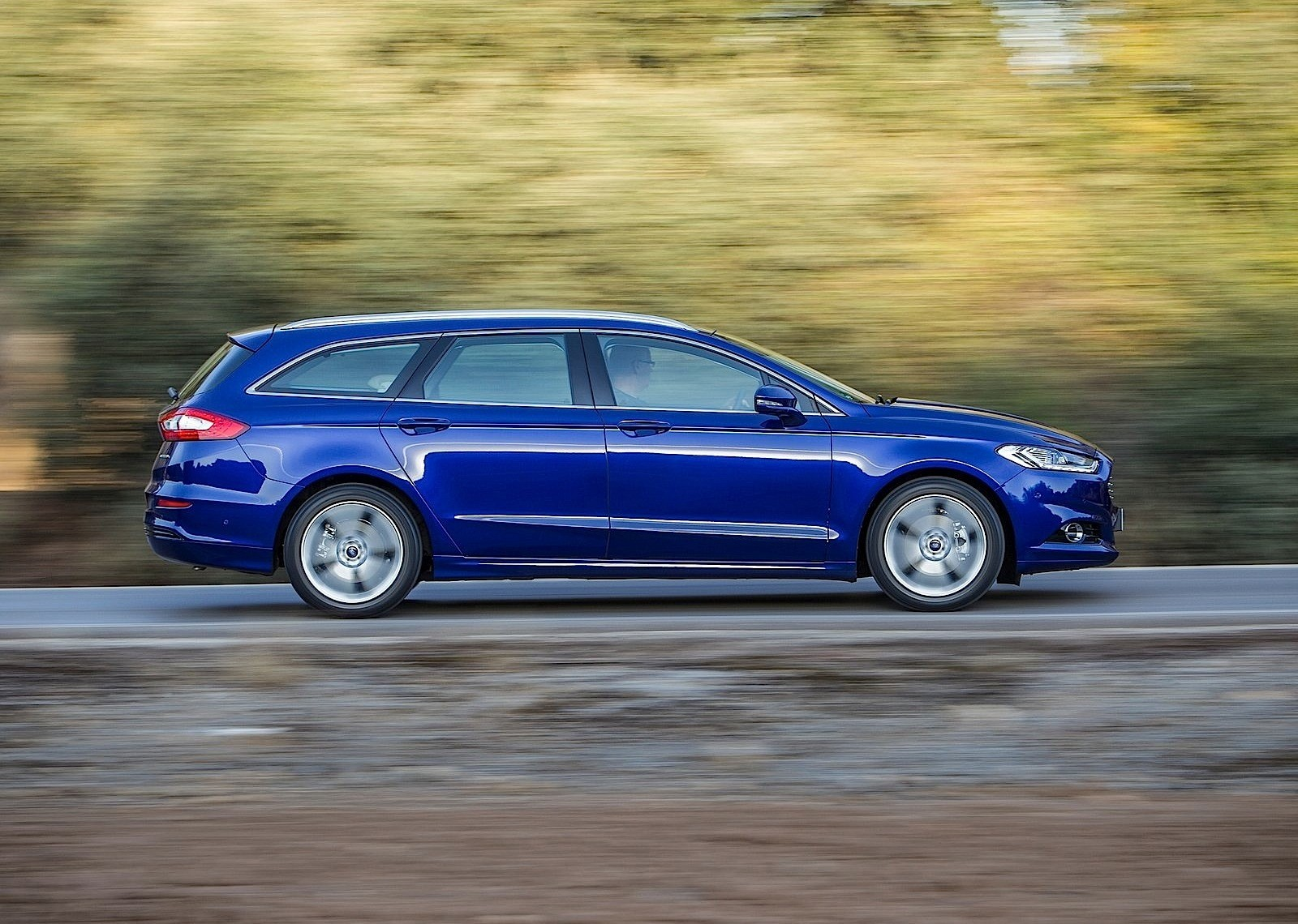 FORD Mondeo Wagon specs - 2015, 2016, 2017, 2018 ...