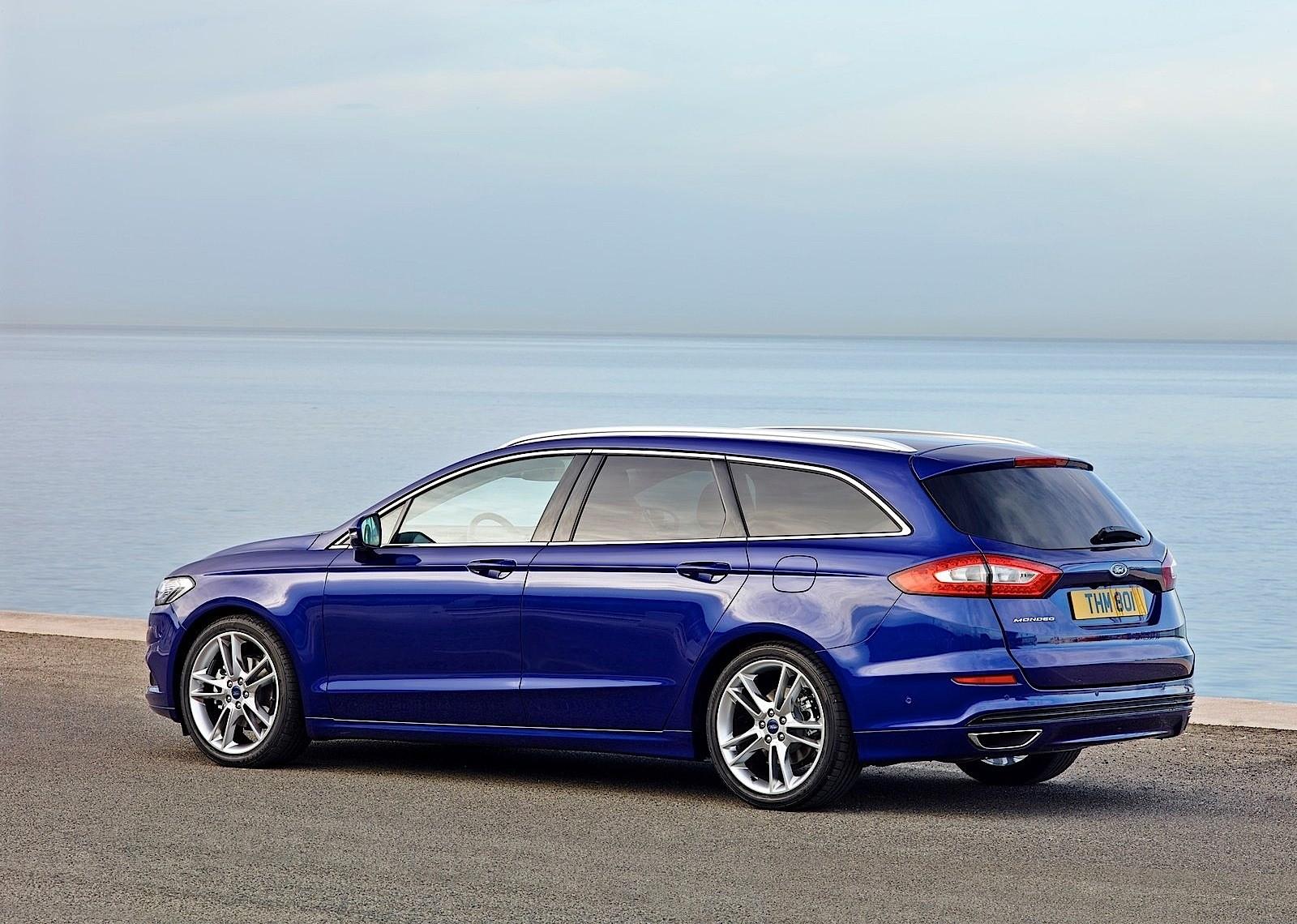 FORD Mondeo Wagon specs & photos - 2015, 2016, 2017, 2018 - autoevolution