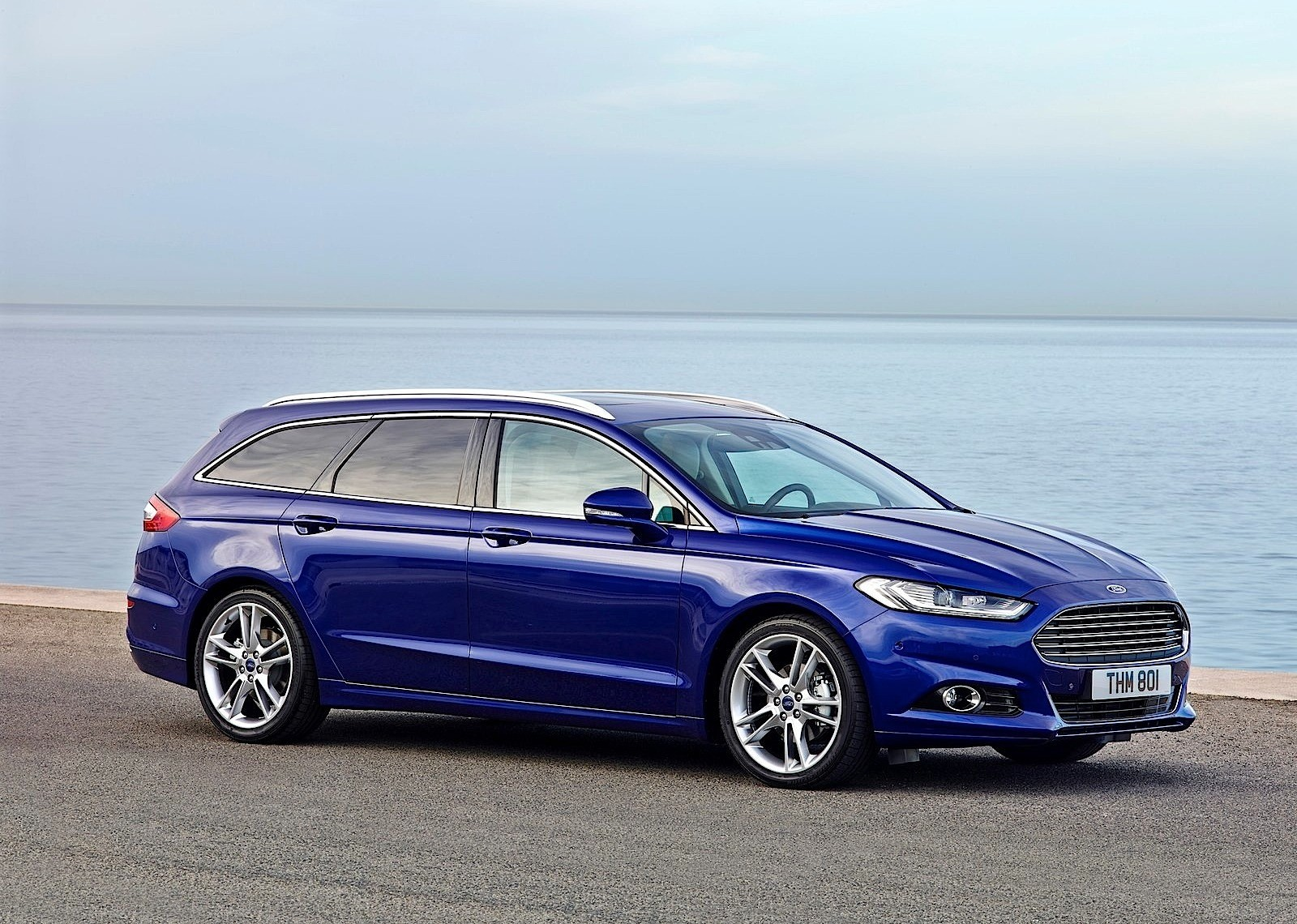 Ford Mondeo Wagon 2015 2016 2017 Autoevolution