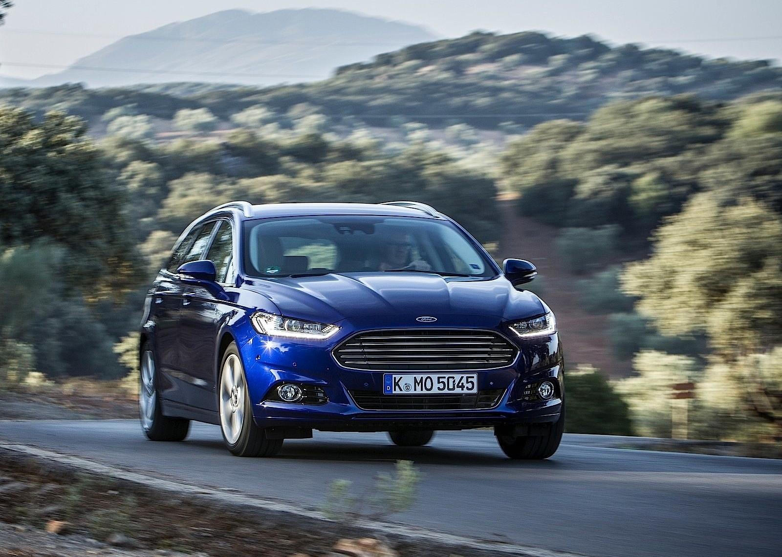 Ford Mondeo Wagon 2015 2016 2017 Autoevolution
