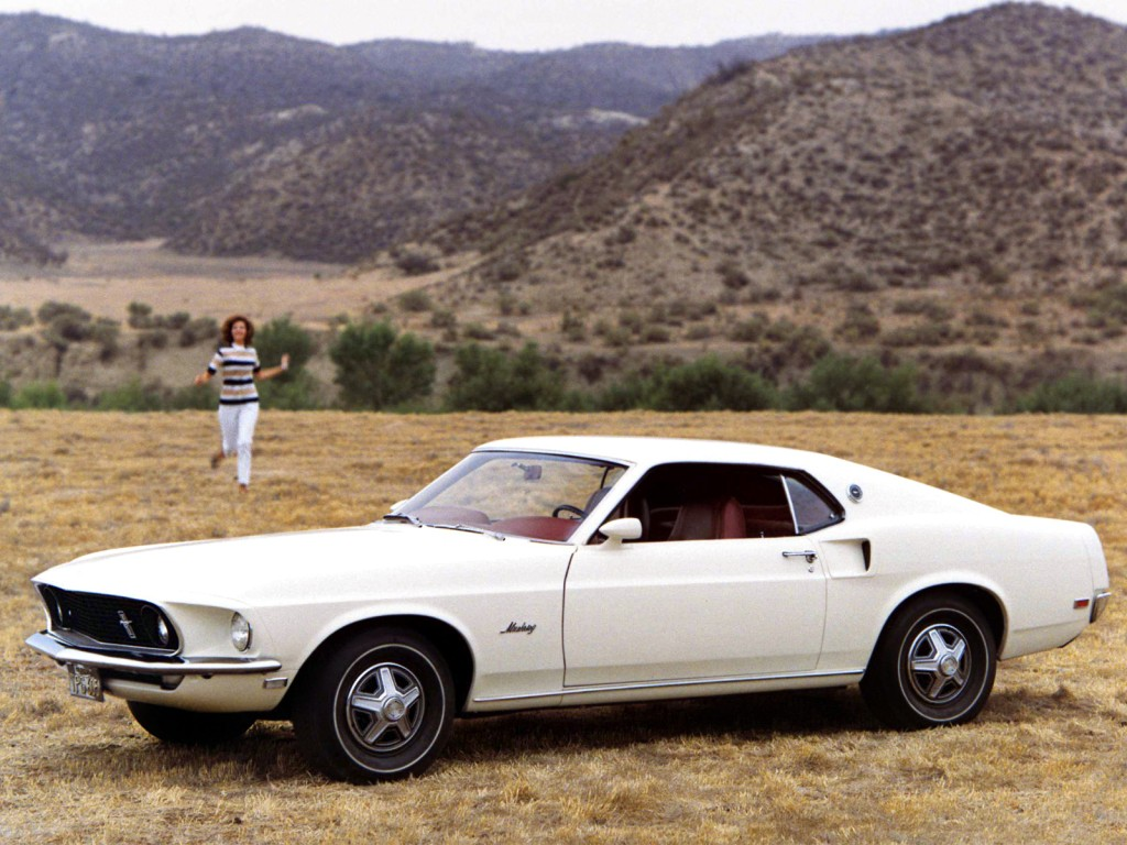 Ford mustang 1969 1973