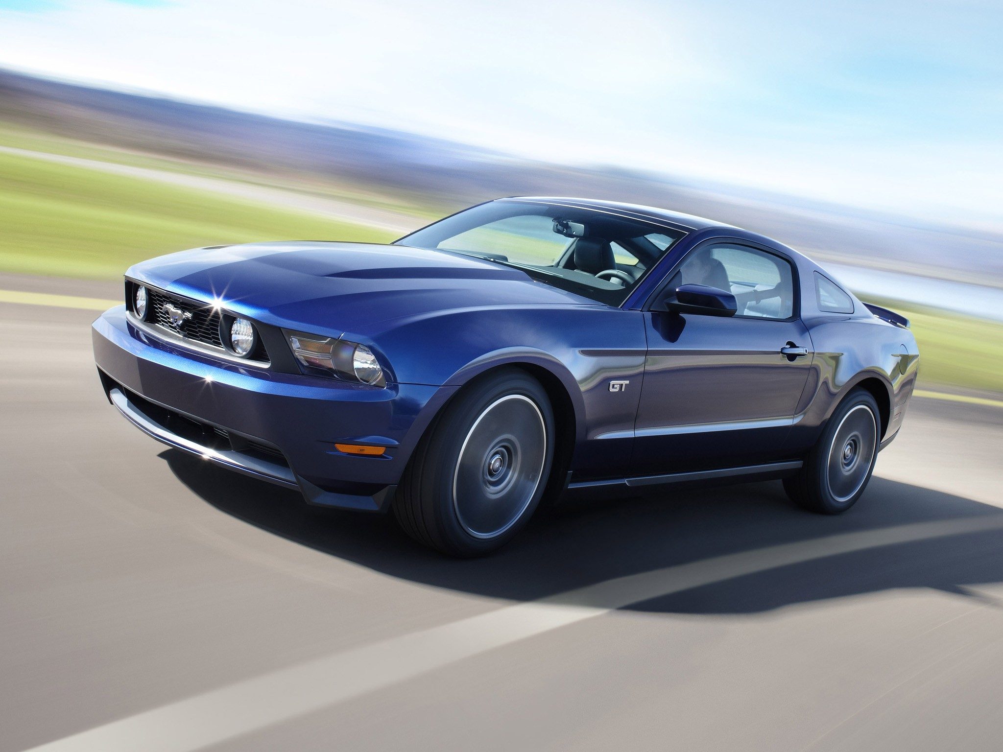 Ford mustang 2009 2013