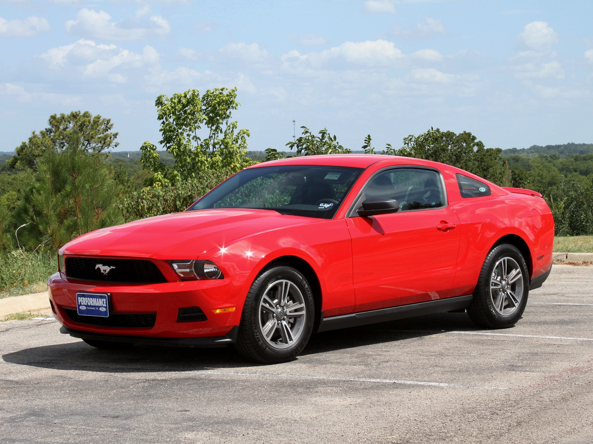 Ford mustang specs photos 2009 2010 2011 2012 2013