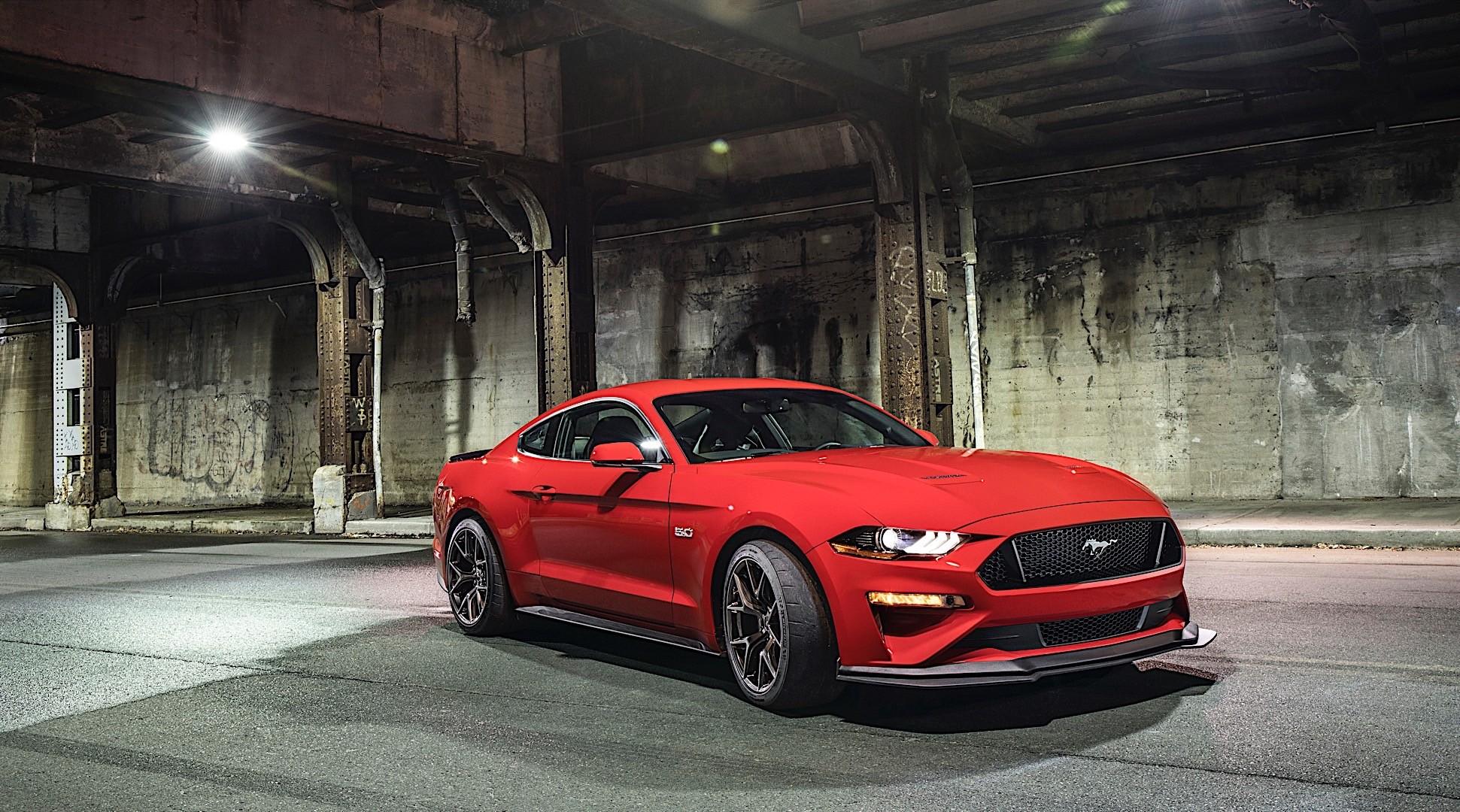 2018 Mustang Gt500 >> FORD Mustang specs & photos - 2017, 2018, 2019 - autoevolution
