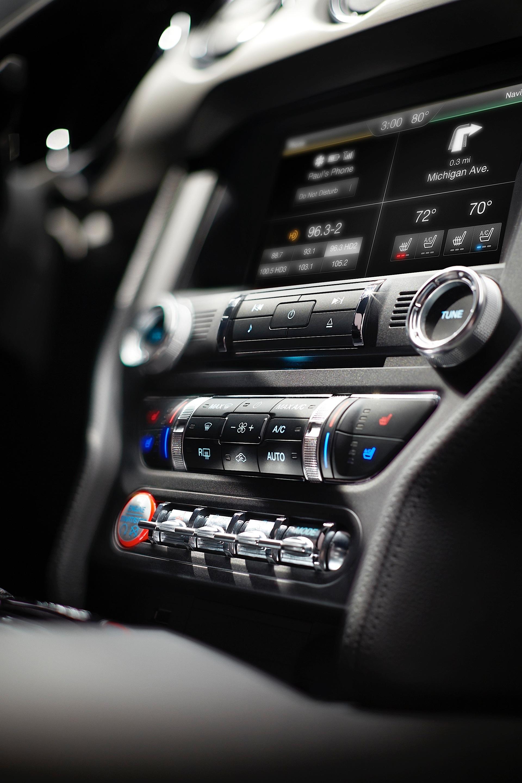 ford mustang convertible 2014 present - 2014 Ford Mustang Convertible Interior