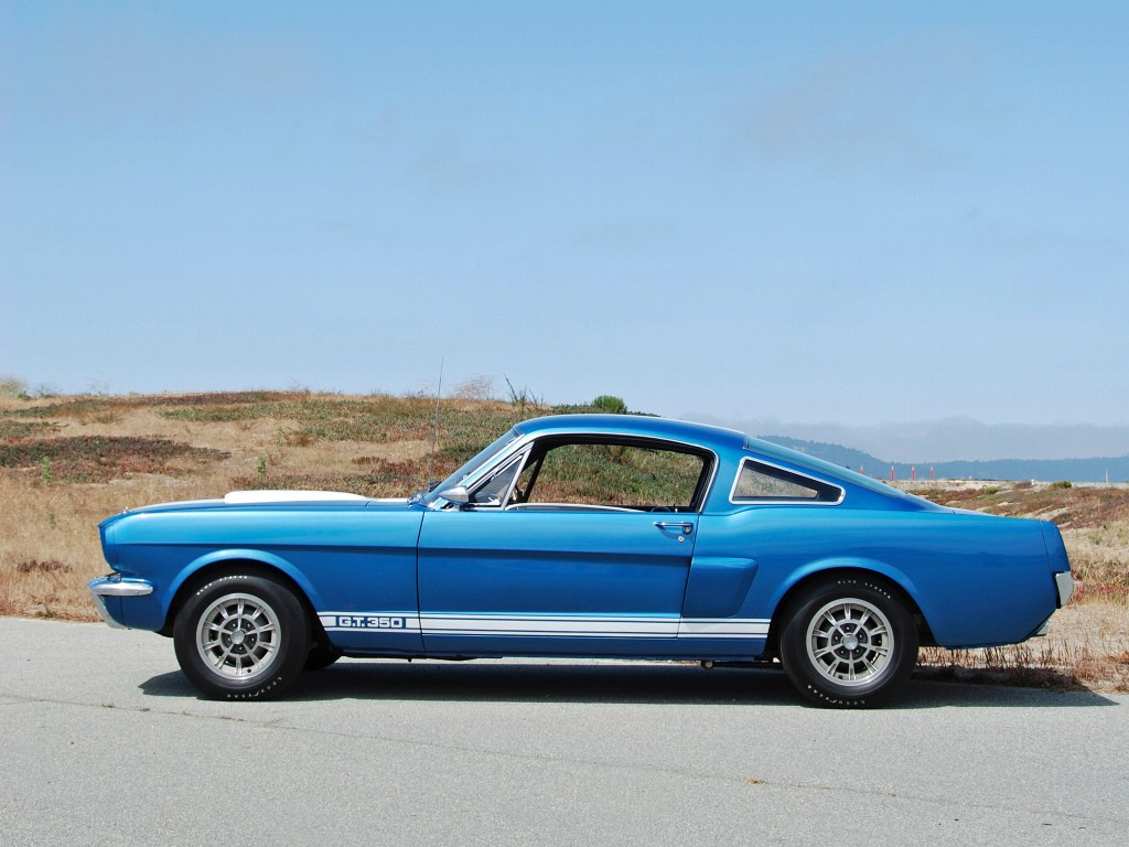 FORD Mustang GT 350 Shelby specs & photos - 1965 ...