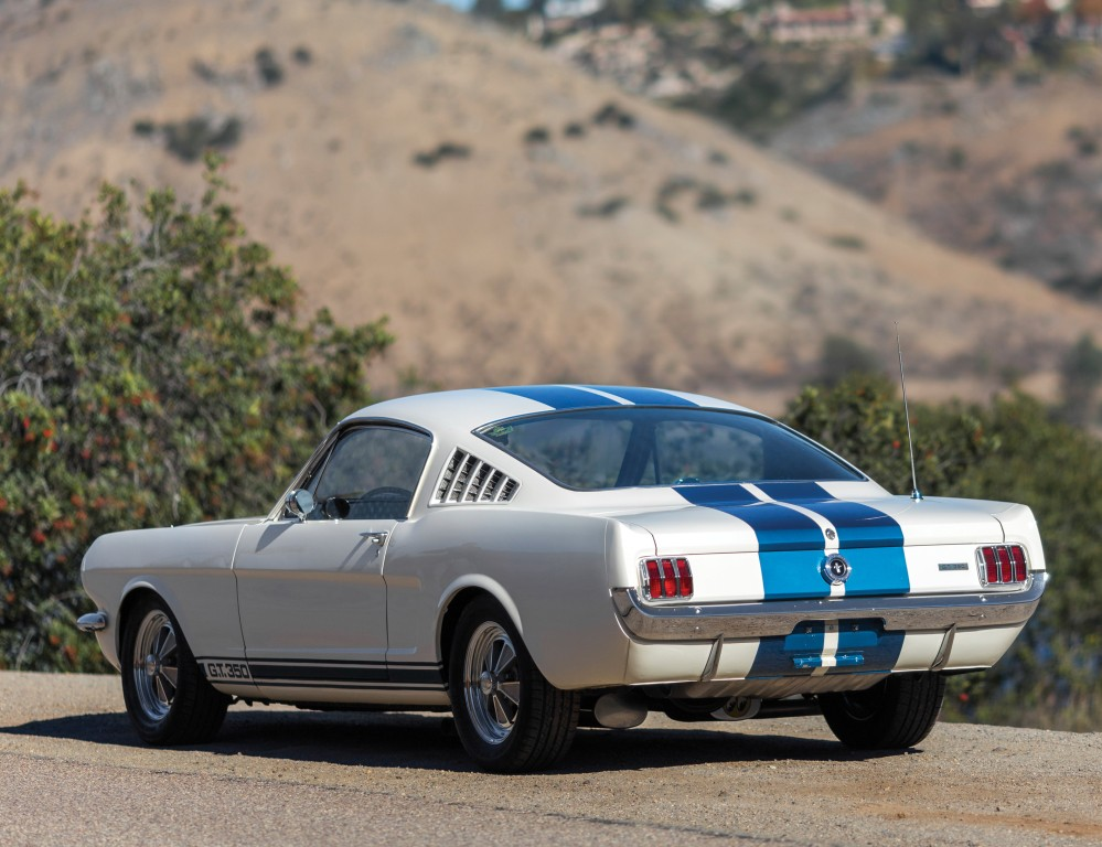 Focus Rs Hp >> FORD Mustang GT 350 Shelby specs & photos - 1965 ...
