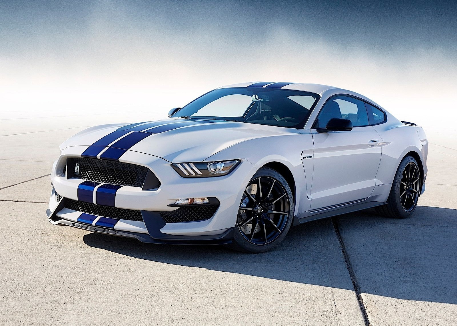 Ford Mustang Shelby Gt350 2017 Present