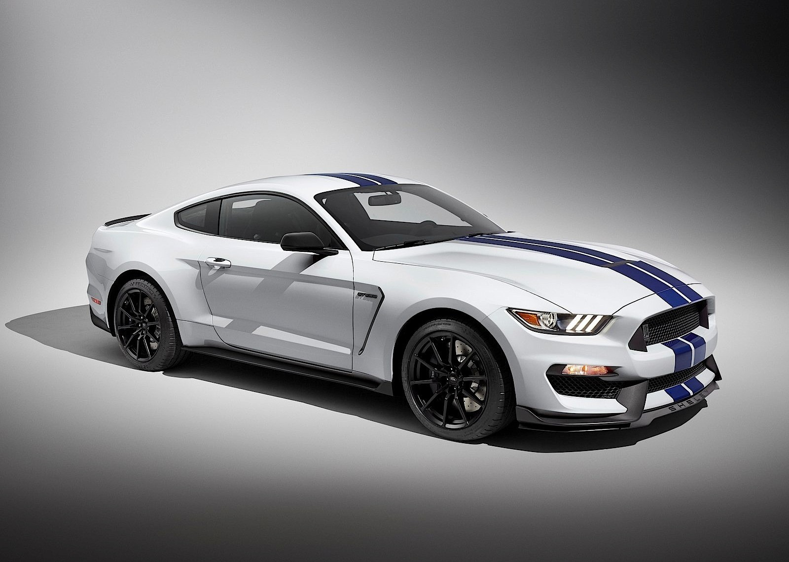 2017 Saleen Mustang >> FORD Mustang Shelby GT350 specs & photos - 2015, 2016 ...