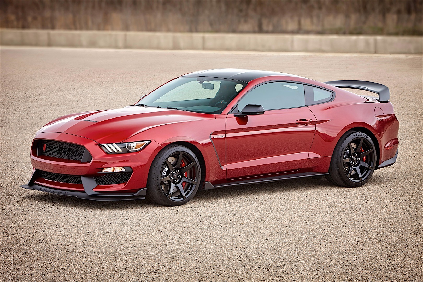 Ford Mustang Shelby Gt350r Specs Photos 2015 2016 2017 2018