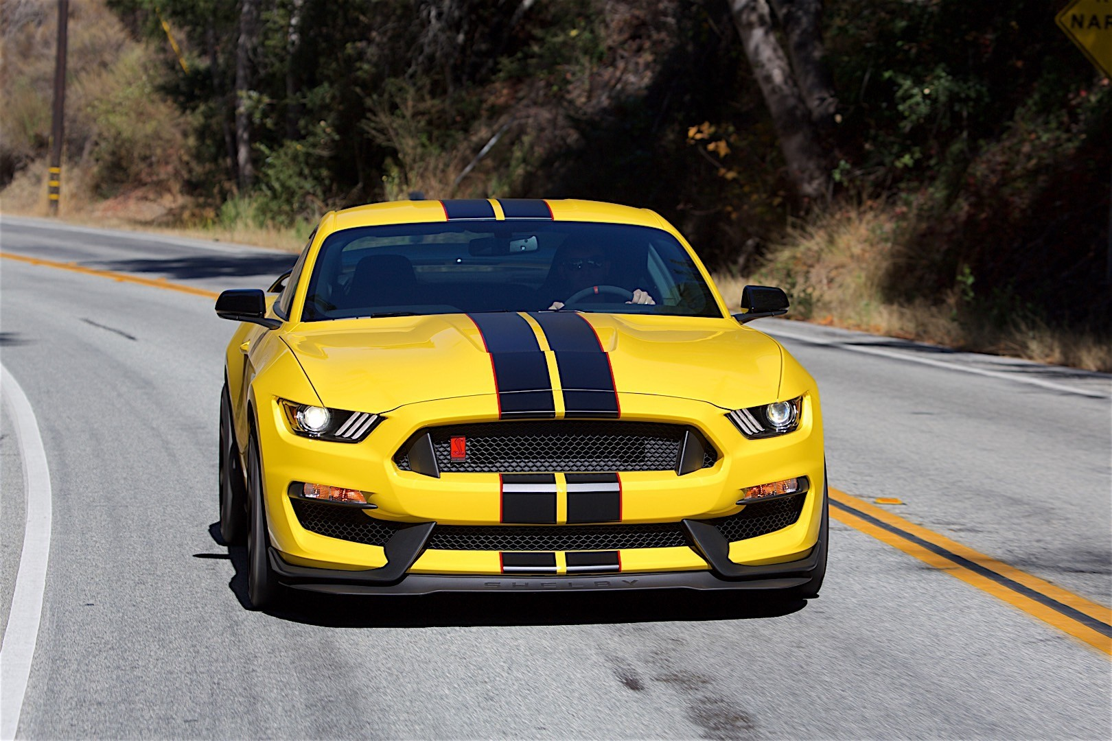 FORD Mustang Shelby GT350R specs & photos - 2015, 2016 ... Mustang