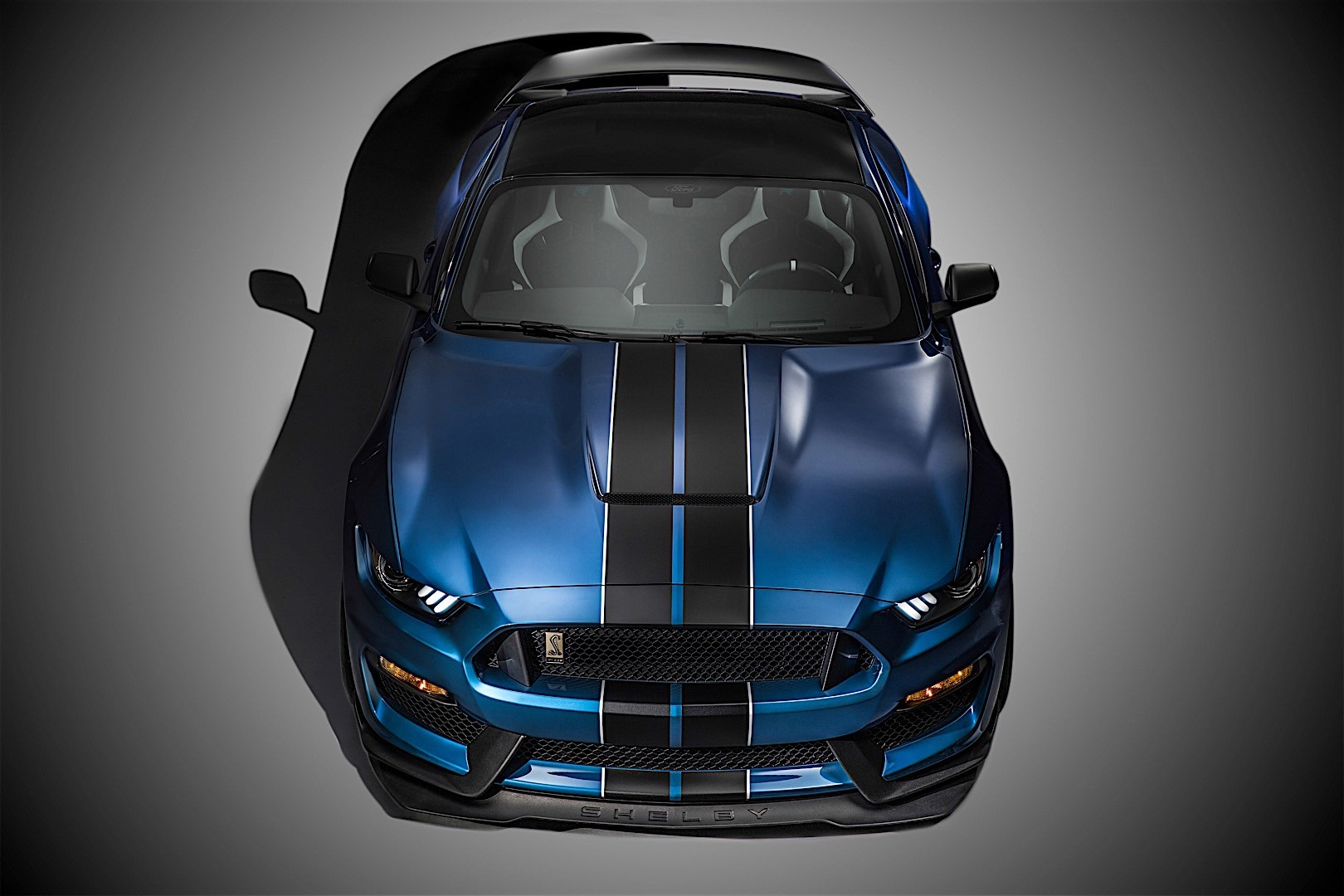 Ford Mustang Shelby Gt350r 2017 Present