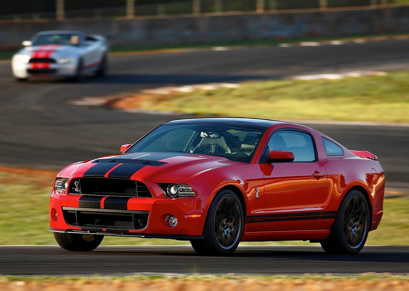 2010 Ford Mustang Shelby GT500 Review  Kelley Blue Book
