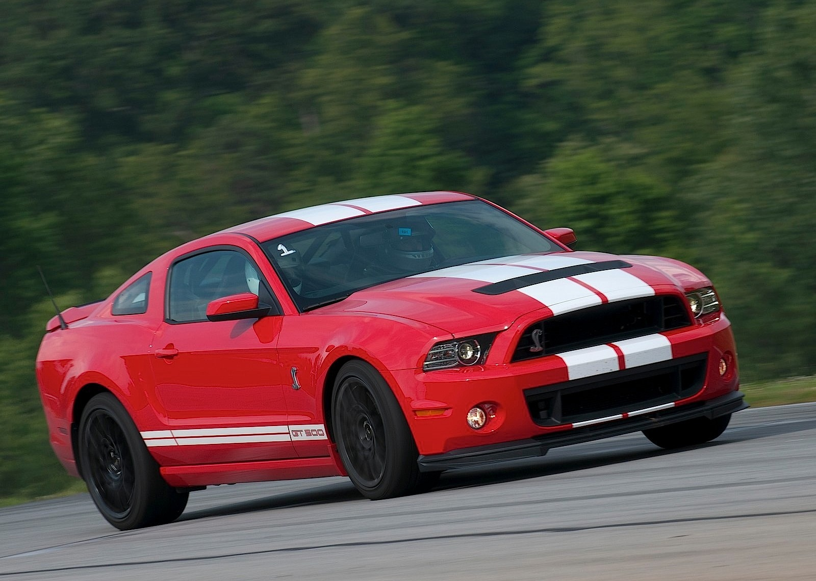 FORD Mustang Shelby GT500 specs & photos - 2012, 2013, 2014, 2015, 2016, 2017, 2018 - autoevolution
