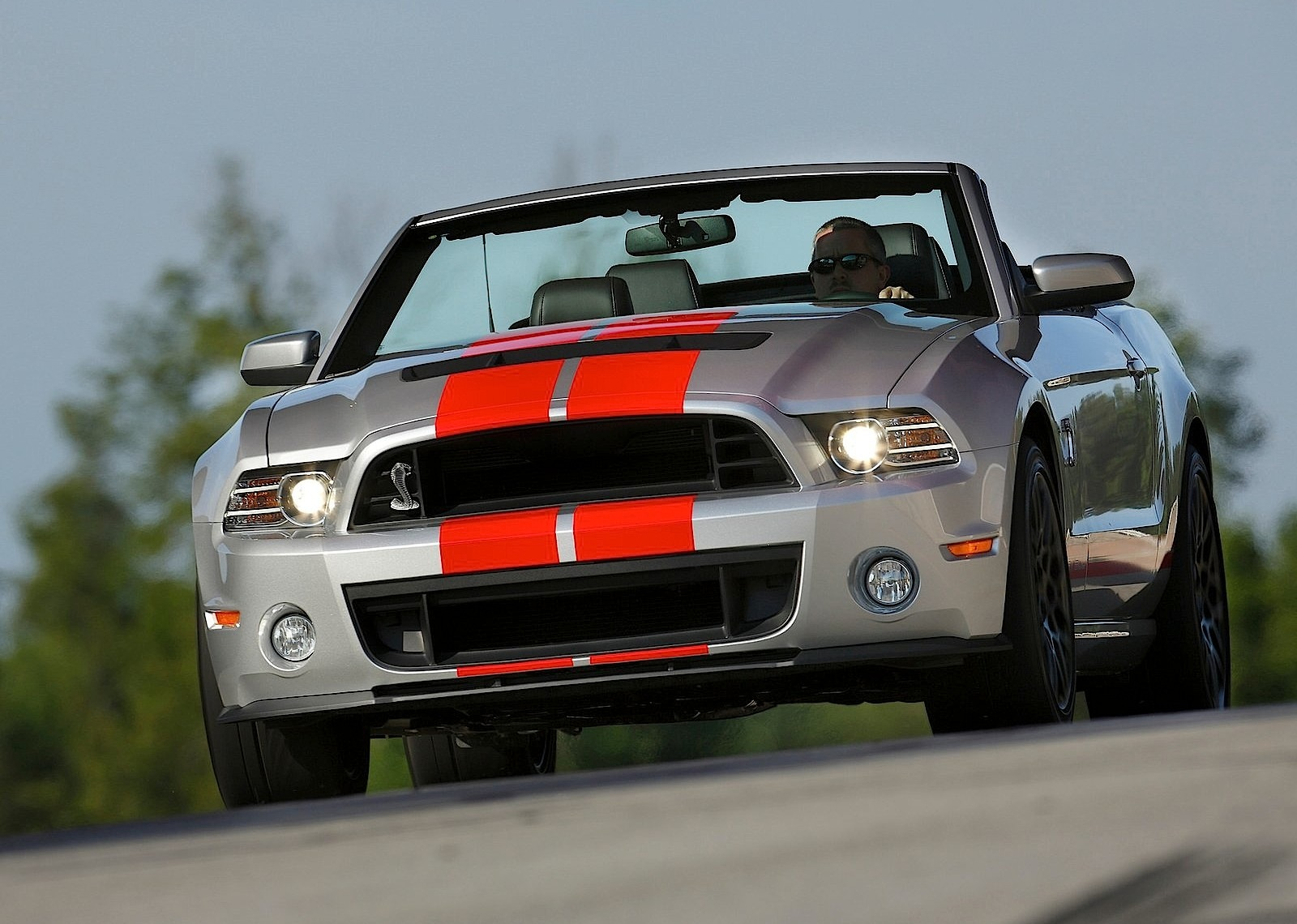 Ford Mustang Shelby Gt500 Convertible Specs Photos 2012 2013