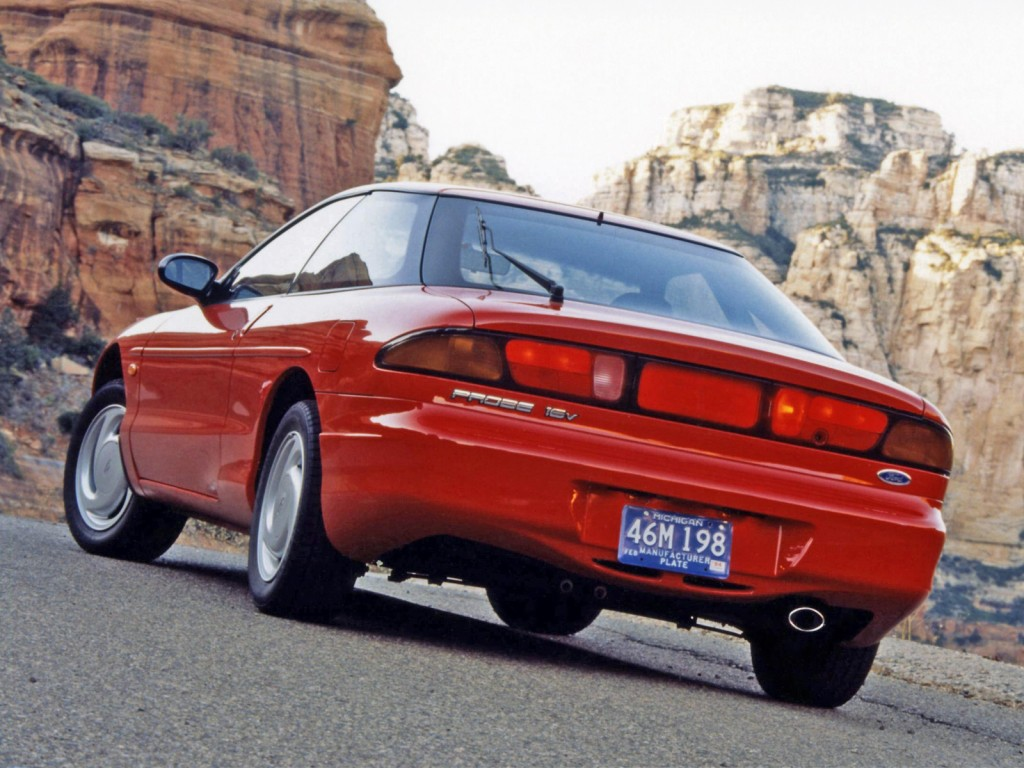 Ford Probe Specs Photos 1994 1995 1996 1997 1998 Autoevolution