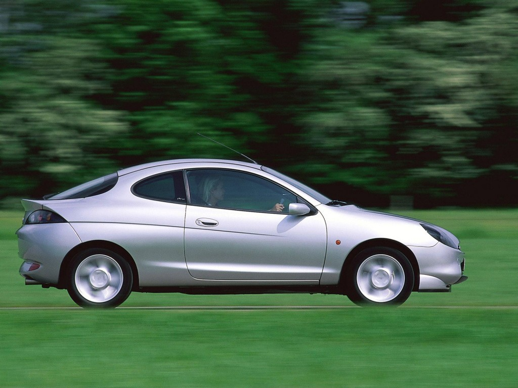 Ford Puma Specs Amp Photos 1998 1999 2000 2001 2002