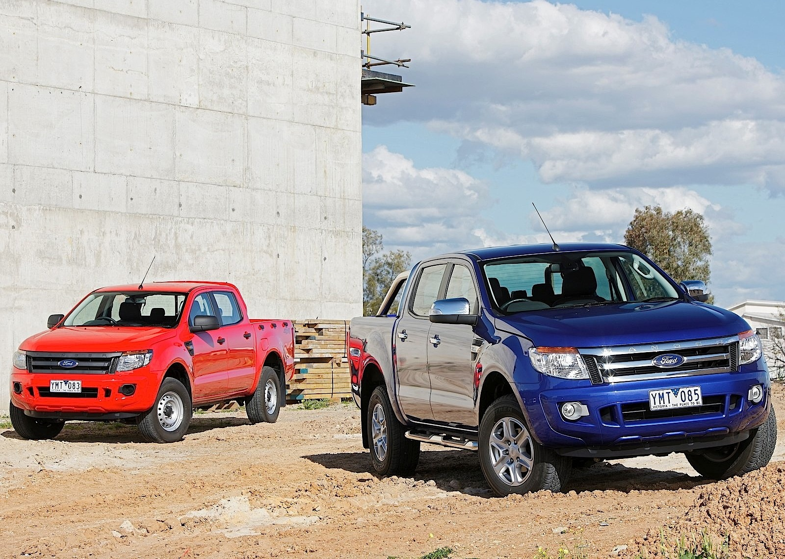 ford ranger double cab 2011 2015