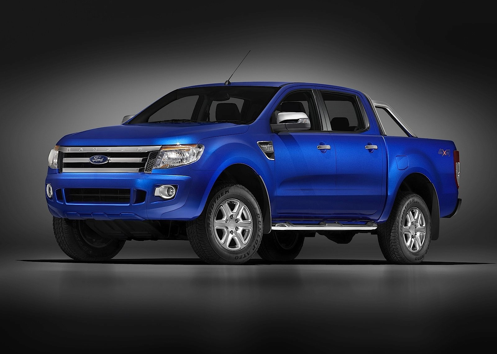 FORD Ranger Double Cab specs & photos - 2011, 2012, 2013 ...