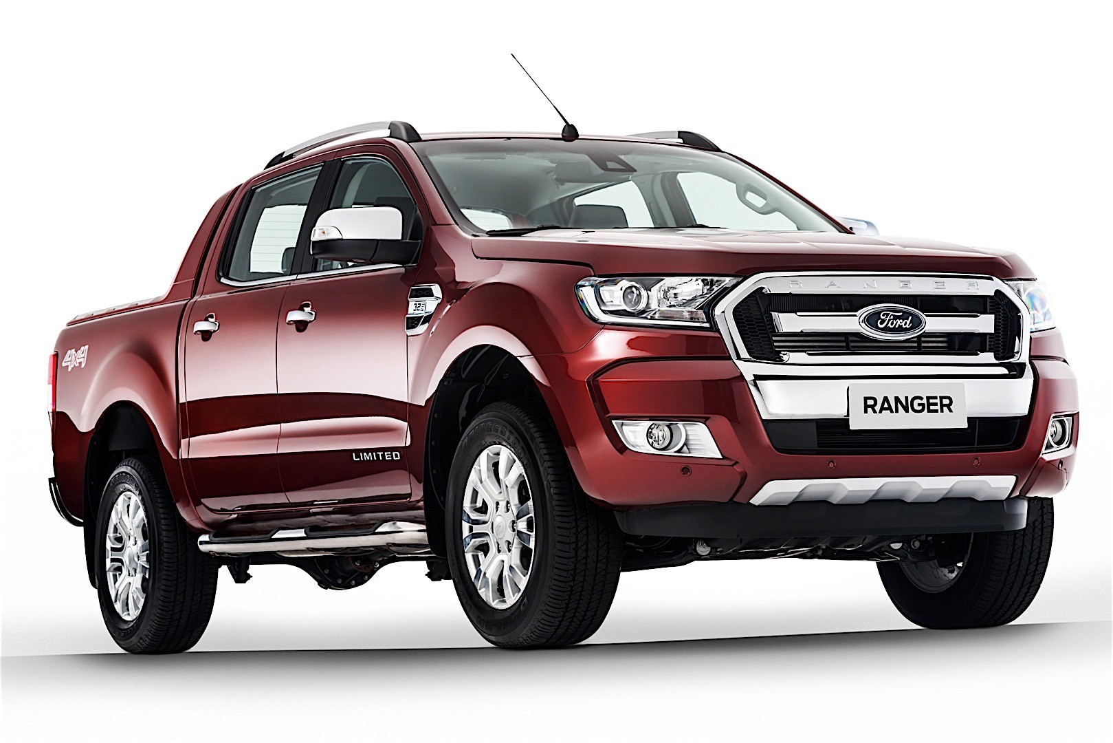 ford ranger double cab 2015 2016 autoevolution. Black Bedroom Furniture Sets. Home Design Ideas