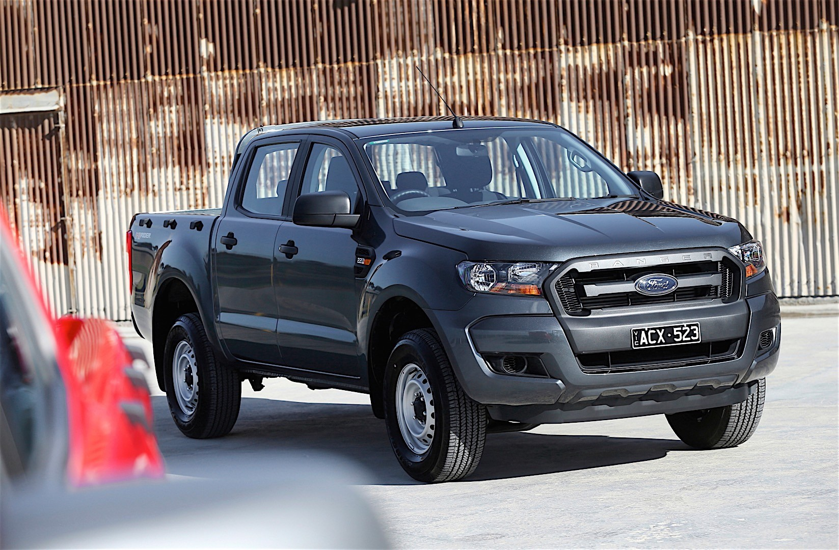 ford ranger double cab specs 2015 2016 2017 2018 autoevolution. Black Bedroom Furniture Sets. Home Design Ideas