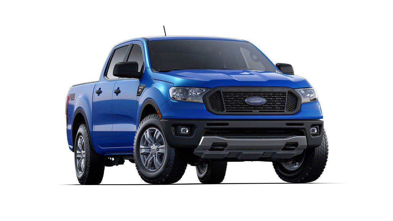 FORD Ranger Double Cab specs & photos - 2018, 2019 - autoevolution