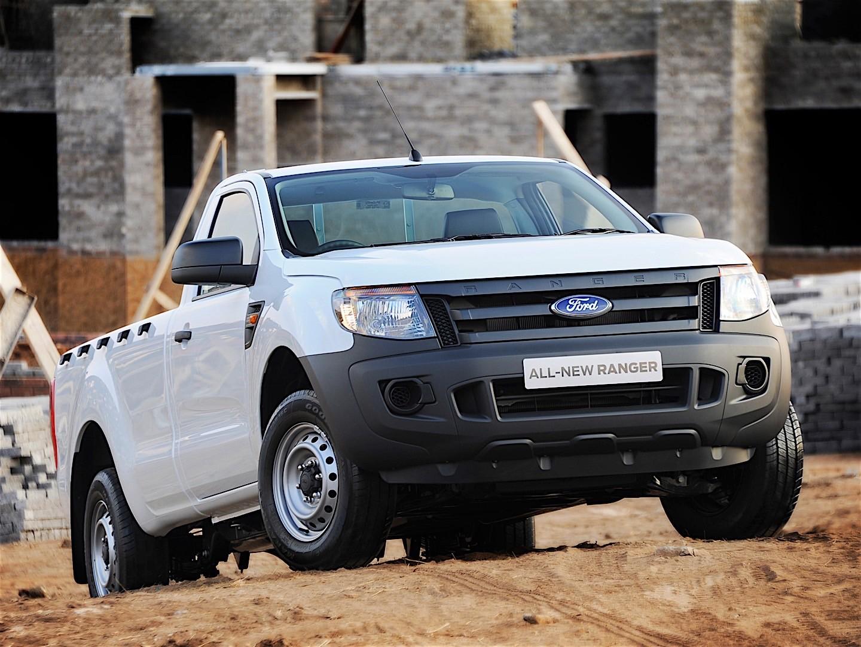 Ford Ranger Diesel >> FORD Ranger Regular Cab - 2011, 2012, 2013, 2014, 2015 - autoevolution