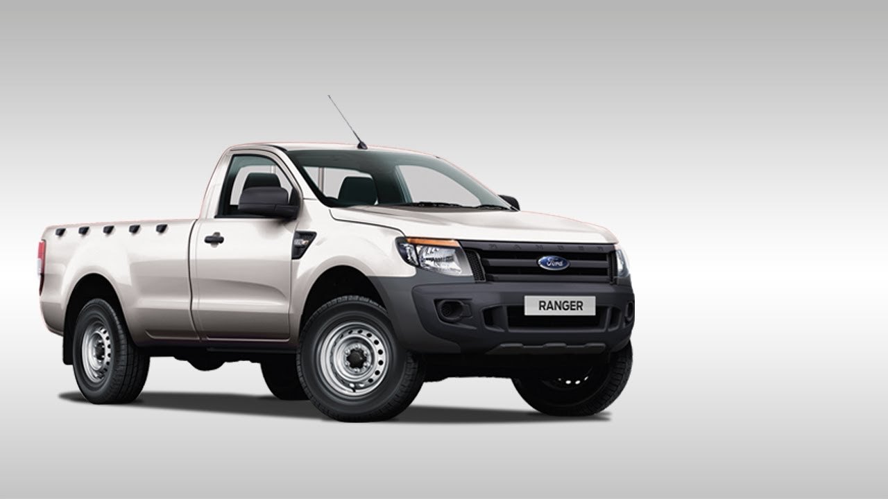 FORD Ranger Regular Cab - 2015, 2016, 2017 - autoevolution