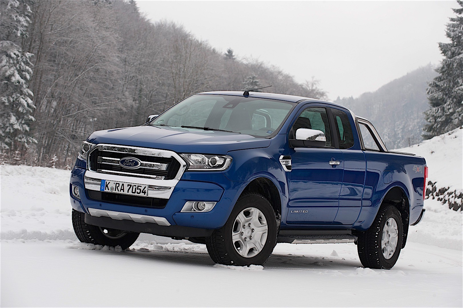 Ford Ranger Super Cab Specs Amp Photos 2015 2016 2017