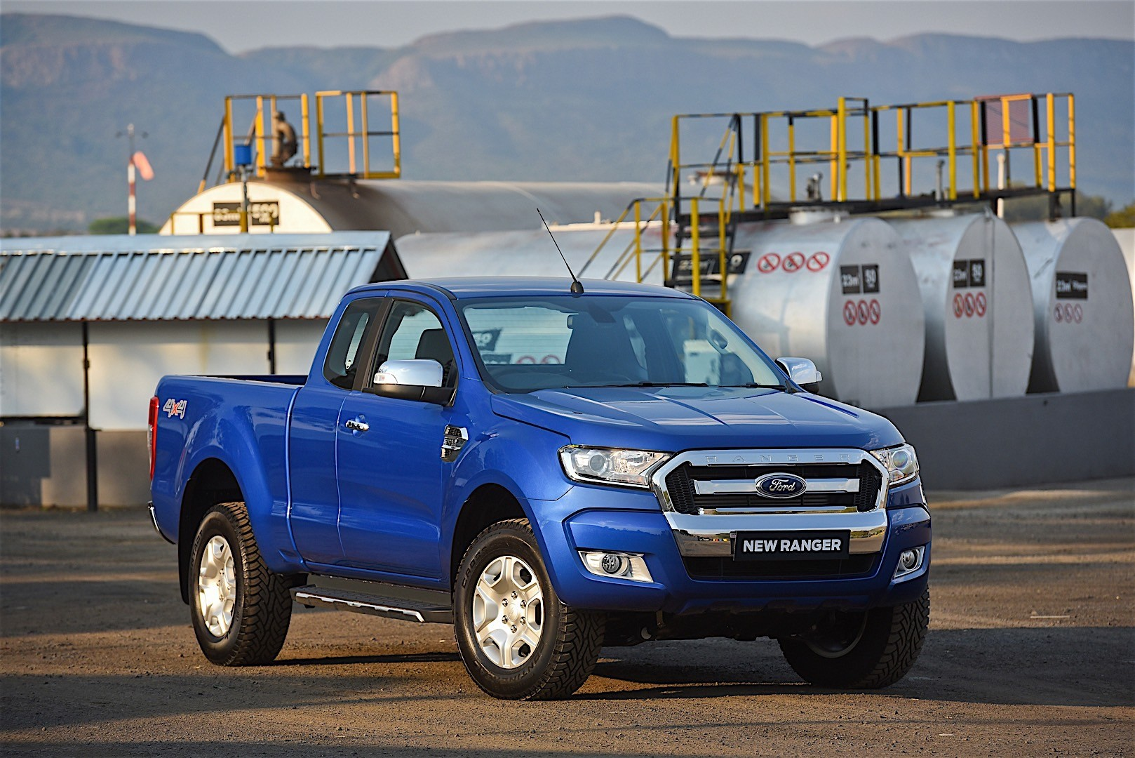 Ford Ranger 2017 >> FORD Ranger Super Cab specs & photos - 2015, 2016, 2017, 2018, 2019 - autoevolution