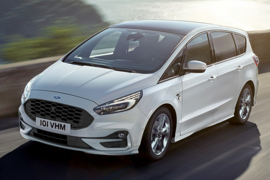 Ford S Max Specs Photos 2019 2020 Autoevolution