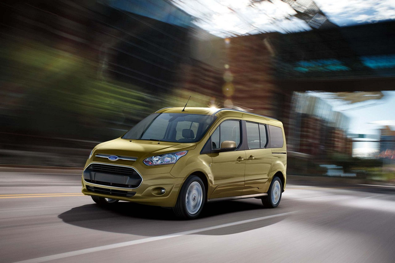 Ford Transit Connect >> FORD TRANSIT/TOURNEO CONNECT (7-SEATS) specs & photos ...