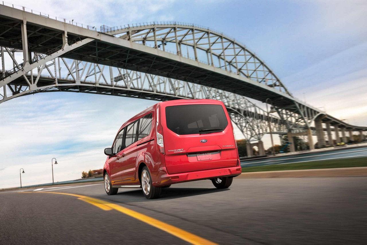 ford transit tourneo connect 7 seats specs 2018 autoevolution. Black Bedroom Furniture Sets. Home Design Ideas