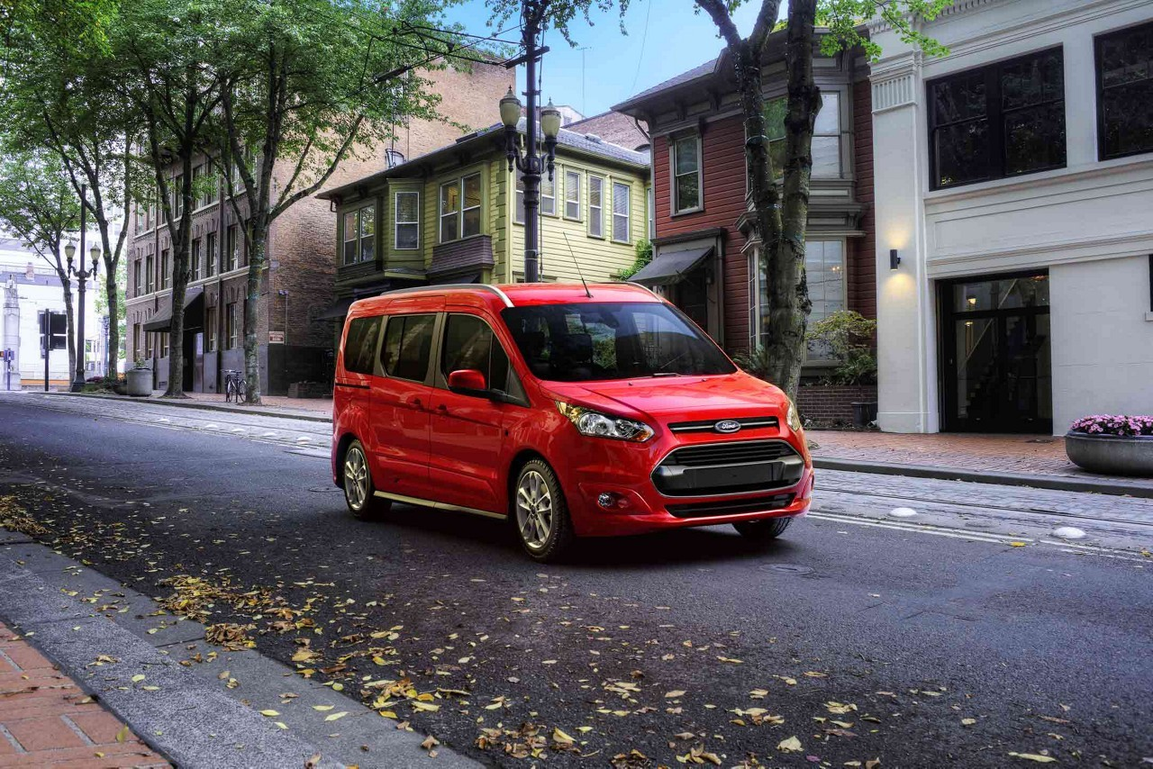 FORD TRANSIT/TOURNEO CONNECT (7-SEATS) specs - 2018 ...