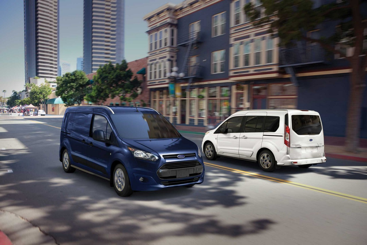 FORD TRANSIT/TOURNEO CONNECT WAGON (5-SEATS) specs - 2018 - autoevolution
