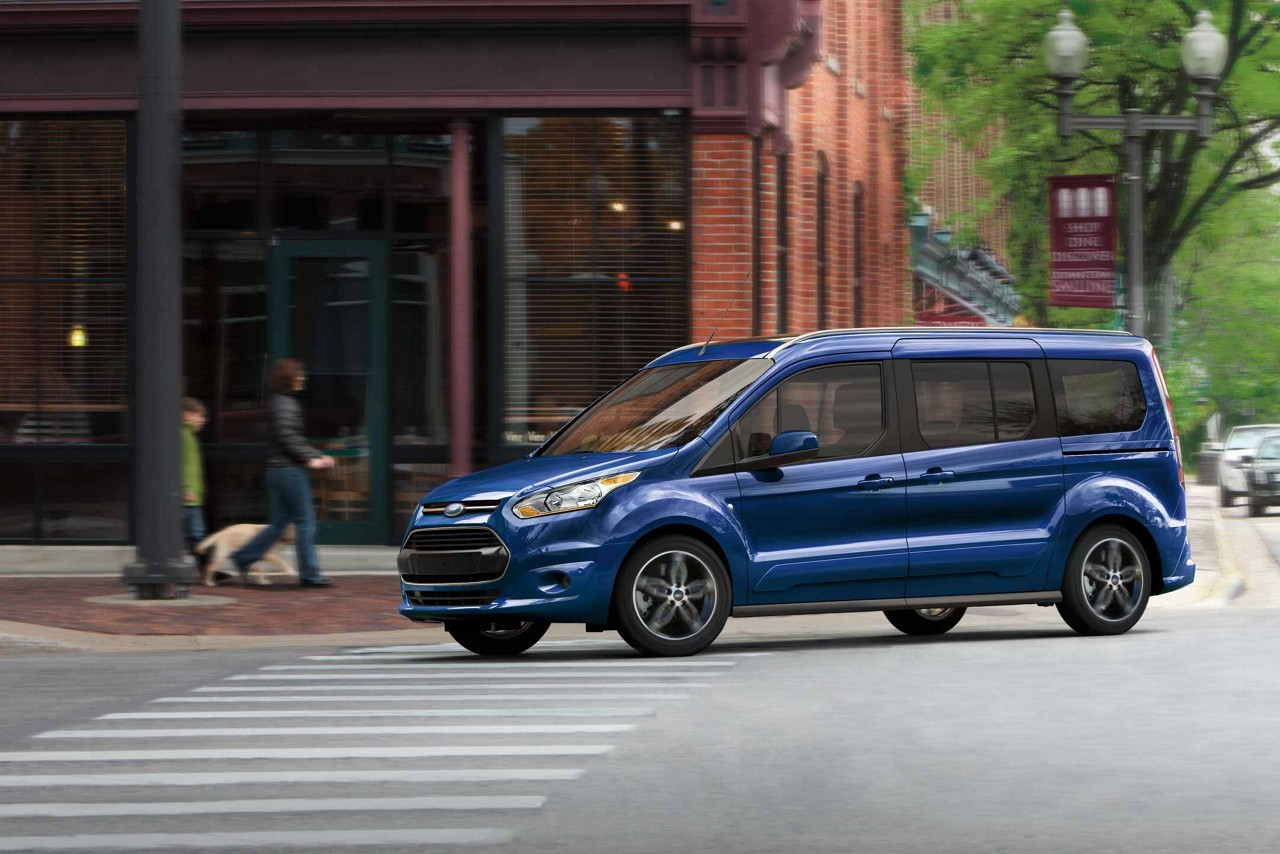 ford transit tourneo connect wagon 5 seats specs 2018 autoevolution. Black Bedroom Furniture Sets. Home Design Ideas