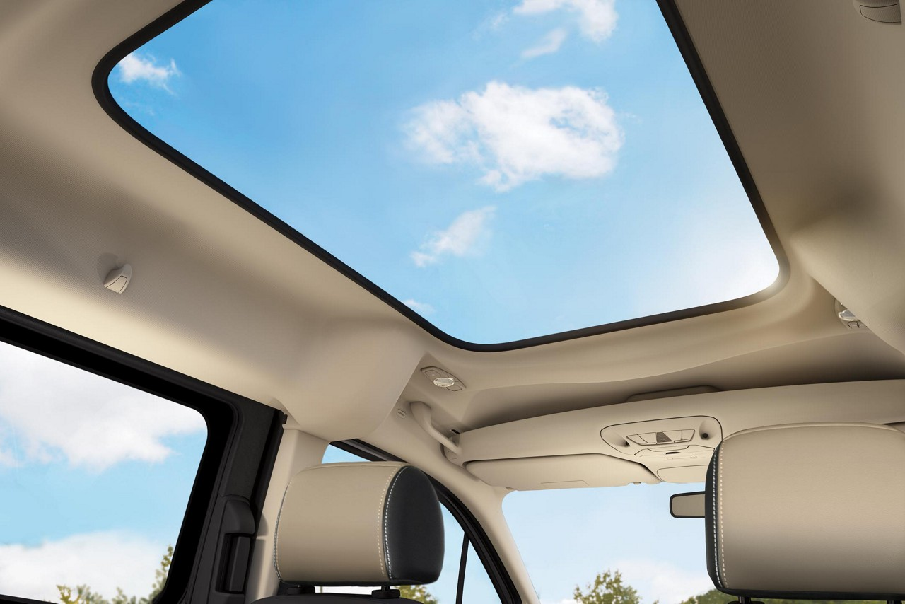 Ford Transit Wagon >> FORD TRANSIT/TOURNEO CONNECT WAGON (5-SEATS) specs - 2018 - autoevolution