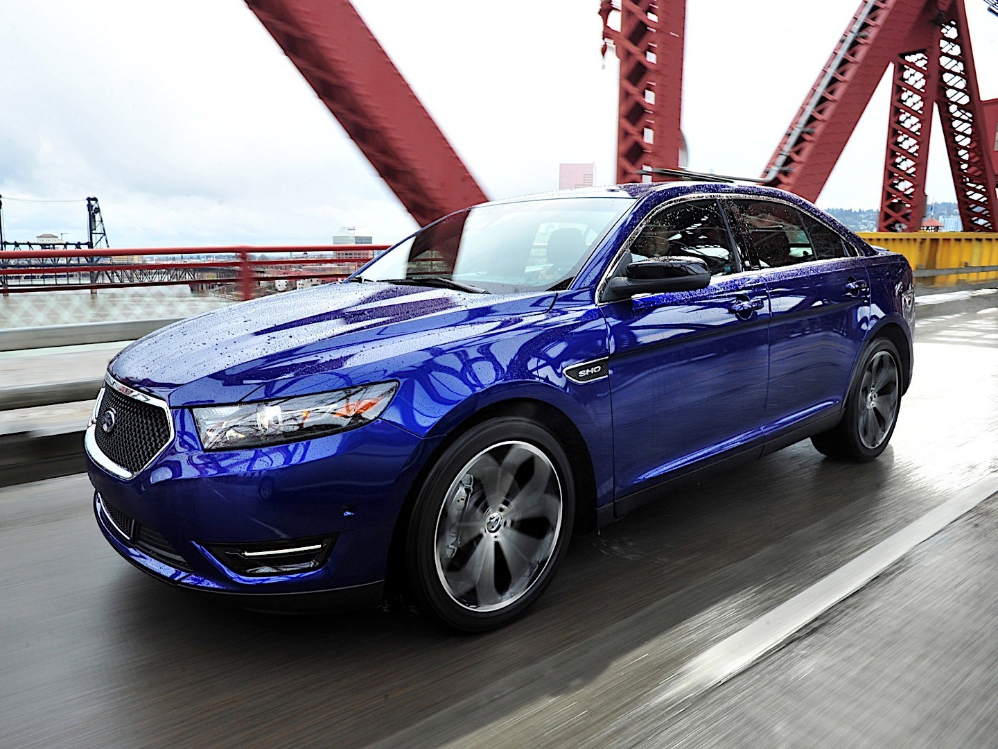 FORD Taurus SHO specs & photos - 2012, 2013, 2014, 2015, 2016, 2017, 2018 - autoevolution