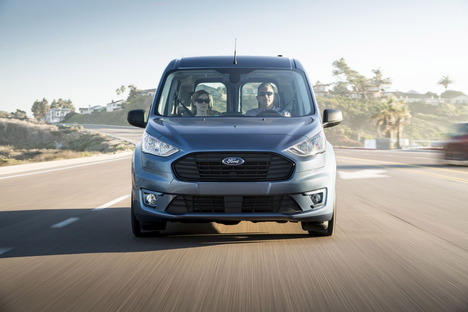 FORD Transit Connect Wagon specs & photos - 2018, 2019 - autoevolution