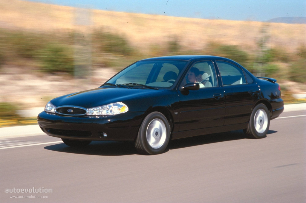ford mondeo sedan specs 1997 1998 1999 2000 autoevolution. Black Bedroom Furniture Sets. Home Design Ideas