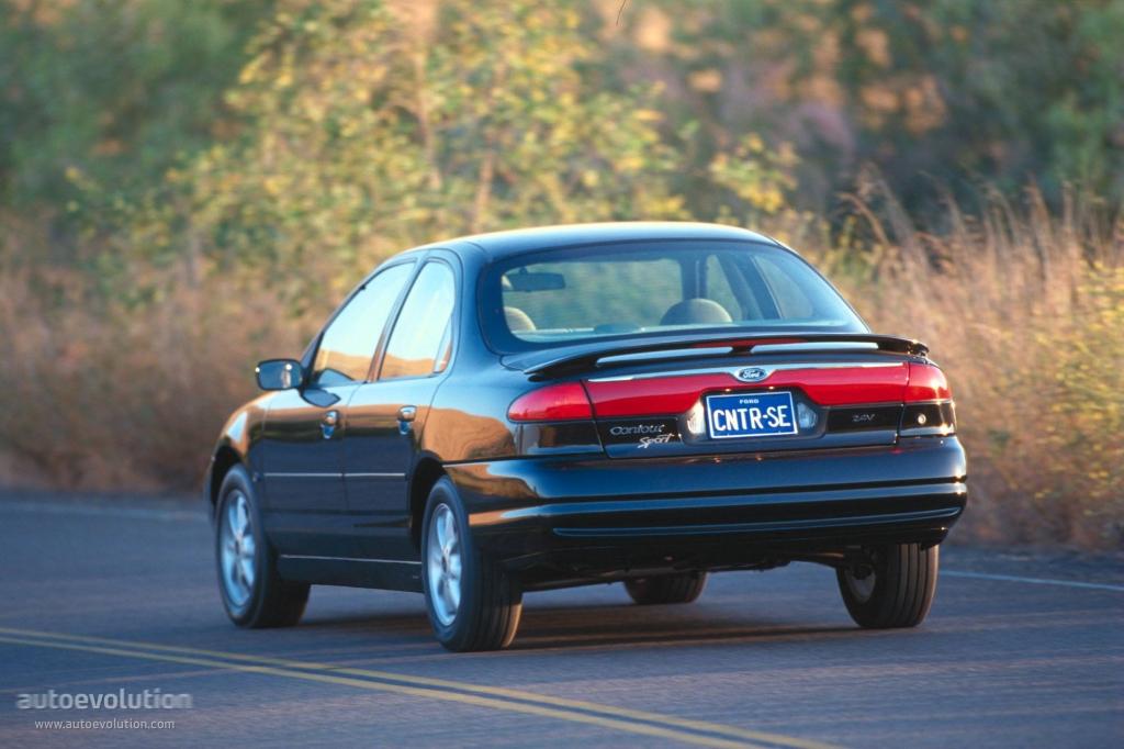 Ford Mondeo Sedan Specs Amp Photos 1997 1998 1999 2000