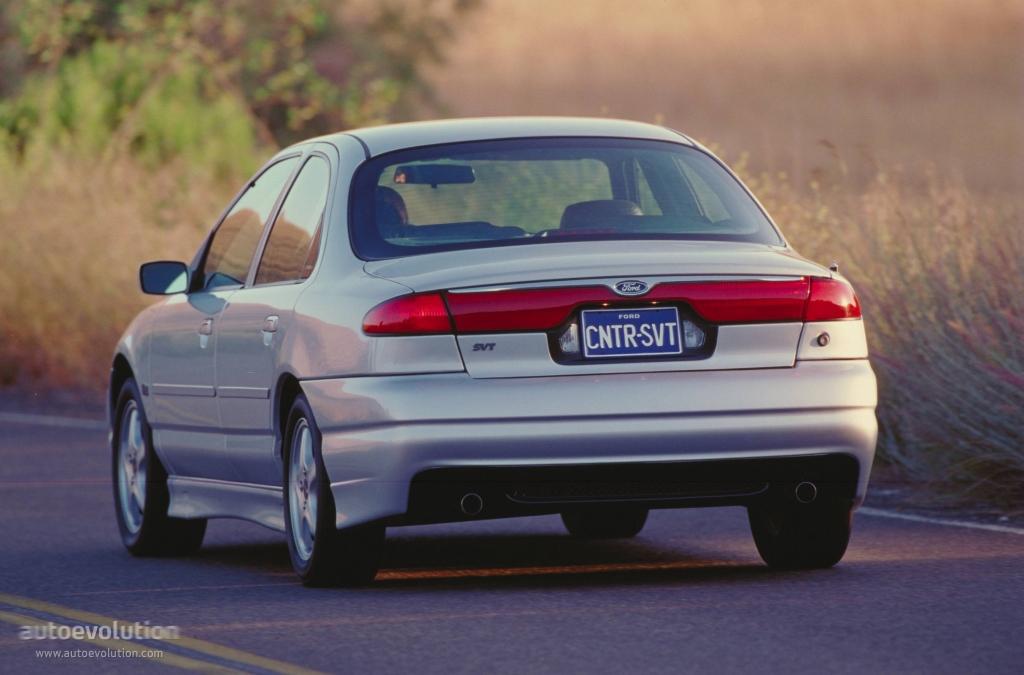 Ford Mondeo Sedan 1997 1998 1999 2000 Autoevolution