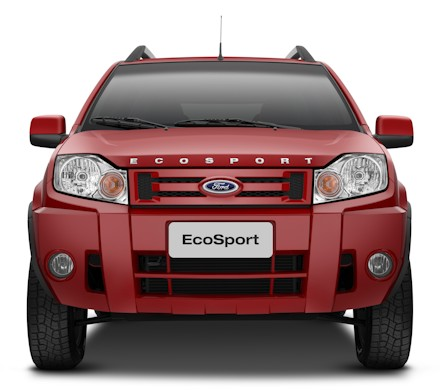 FORD EcoSport specs & photos - 2004, 2005, 2006, 2007 ...