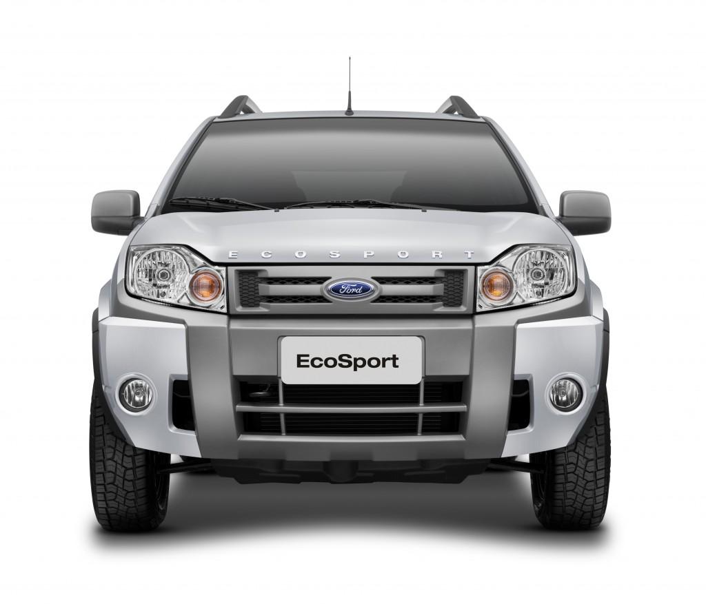 FORD EcoSport specs & photos - 2004, 2005, 2006, 2007, 2008, 2009, 2010, 2011, 2012 - autoevolution
