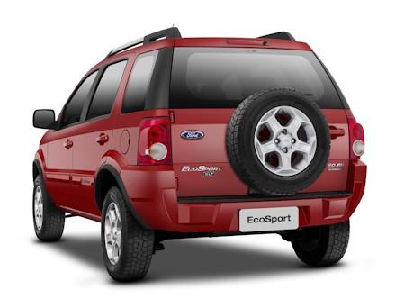 Ford Ecosport 2004 2005 2006 2007 2008 2009 2010