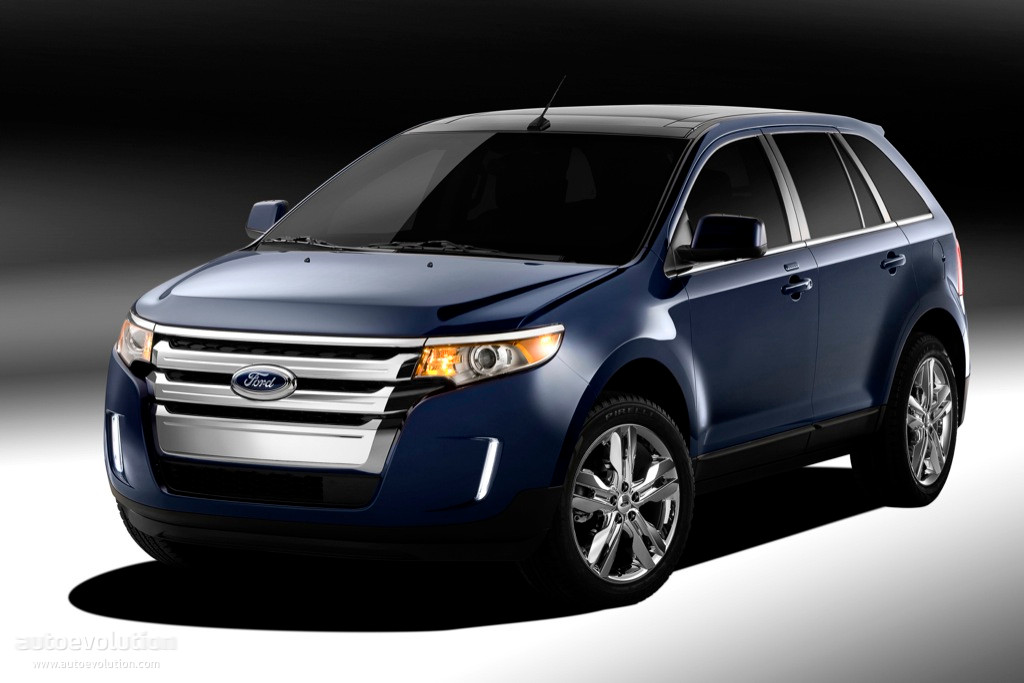 Ford Edge 2010 2011 2012 2013 2014 Autoevolution