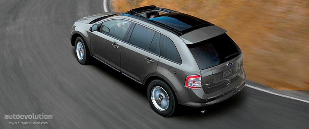 ford edge specs - 2006, 2007, 2008, 2009 - autoevolution