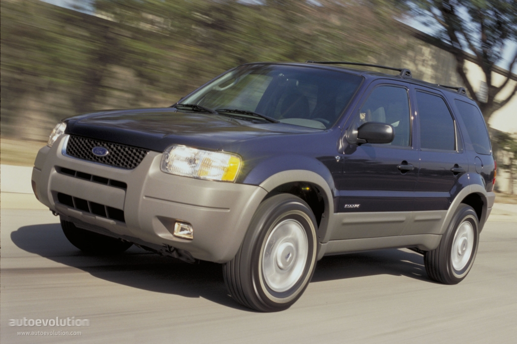 Ford Escape Specs Photos 2000 2001 2002 2003 2004 2005 2006 Autoevolution