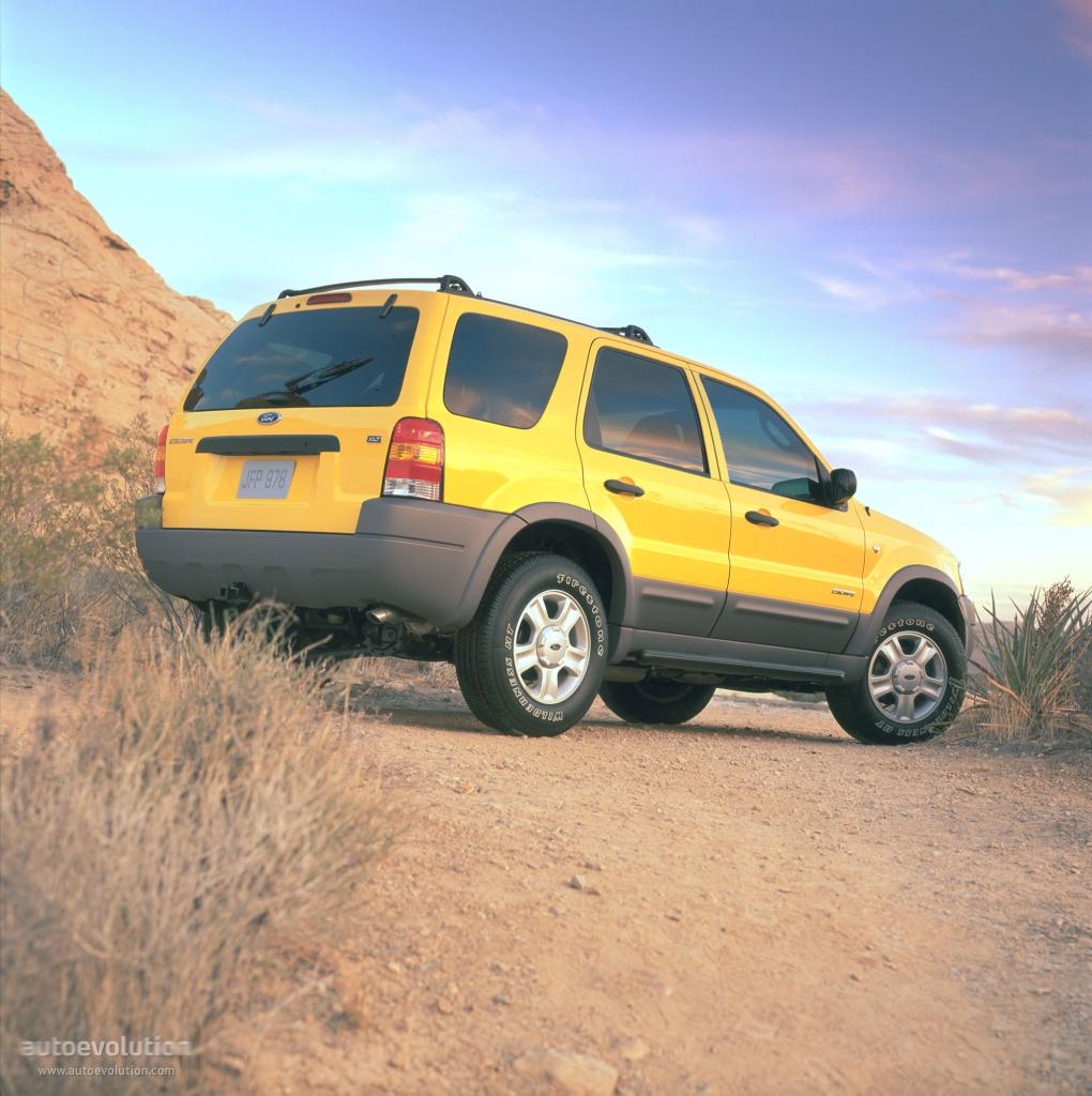Ford escape 2000 2006